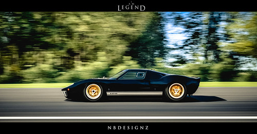 cars ford car legend spa gt40 francorchamps ps3... (Photo: nbdesignz on Flickr)