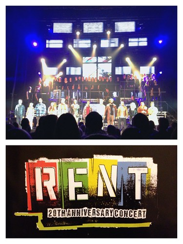Today is all about...Rent