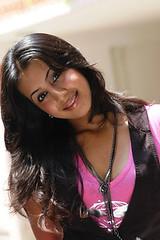 South Actress SANJJANAA Photos Set-4 (32)
