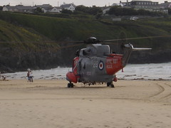 Royal Navy Sea King