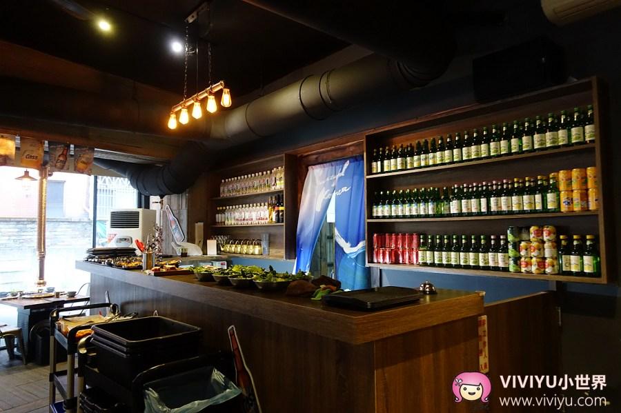 [桃園.美食]韓大叔~韓國大叔開的正宗韓式烤肉,專人服務代烤不需動手,只需大口吃生菜包肉品嘗道地美食 @VIVIYU小世界