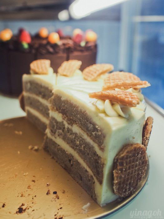 Maple & Market Bakery Cake