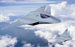 Boeing unveils updated F/A-XX sixth-gen fighte...