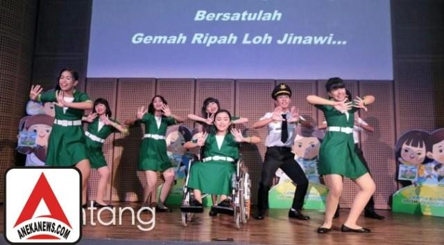 #Gosip Top :Prihatin Lagu Anak, Konser Cerita dan Lagu Anak Nusantara Digelar