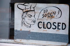 So Solly! Closed