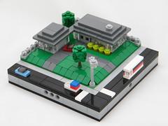 Micropolis: Bungalo