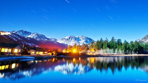June Under the Moon - June Lake, California