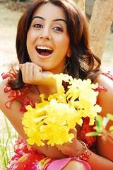 South Actress SANJJANAA Photos Set-4 (14)