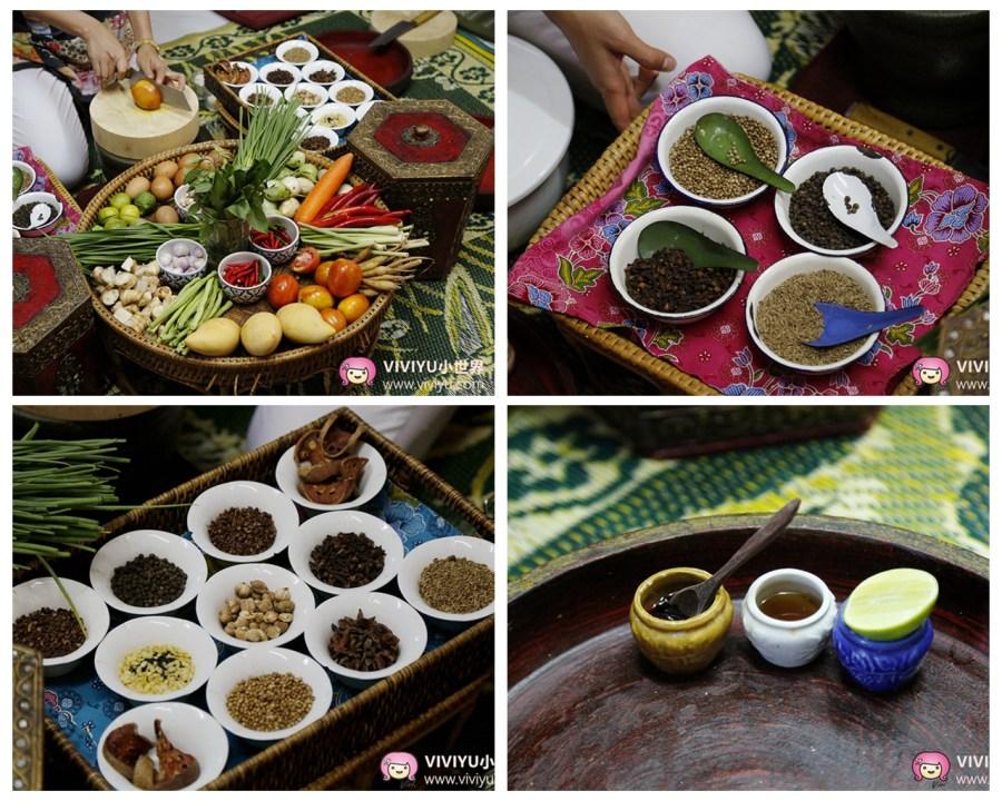 Silom,席隆廚藝學校,泰國旅行,泰國曼谷,泰式料理 @VIVIYU小世界