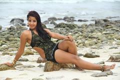 South Actress SANJJANAA Photos Set-5-Hot Piks (23)