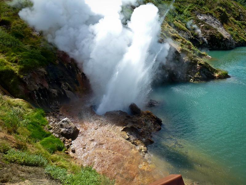 Kamchatka Geysers