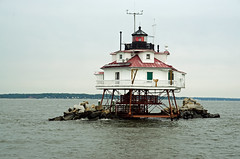 Thomas Point Shoal Lighthouse, MD