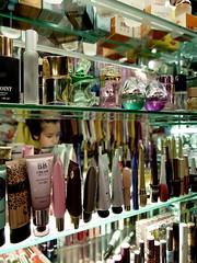 Creams and perfumes