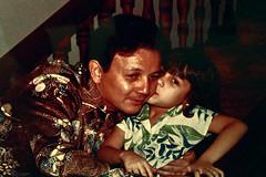 Gov. Paul Calvo and Daughter Clare