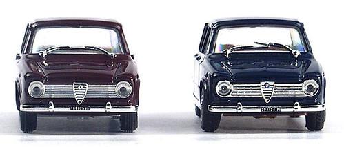 65 Giulia 1300 due