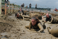 National Guard Airmen compete in Spartan Race