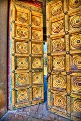 Gold-Doors-Mysore-Palace-India