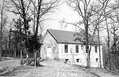 Mountain View Mennonite Church, Buffalo Arkansas