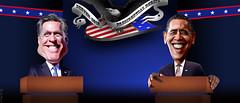 Barack Obama vs Mitt Romney in Denver Presiden...