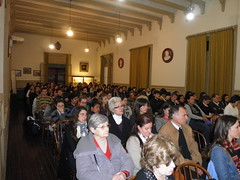 """Simposio: """"Las lecturas"""" / Symposium: """"Readings"""" • <a style=""""font-size:0.8em;"""" href=""""http://www.flickr.com/photos/52183104@N04/8043626147/"""" target=""""_blank"""">View on Flickr</a>"""