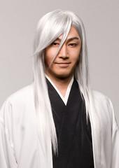 "3. Tsuda Eisuke as Jūshirō Ukitake • <a style=""font-size:0.8em;"" href=""http://www.flickr.com/photos/66379360@N02/7969975198/"" target=""_blank"">View on Flickr</a>"