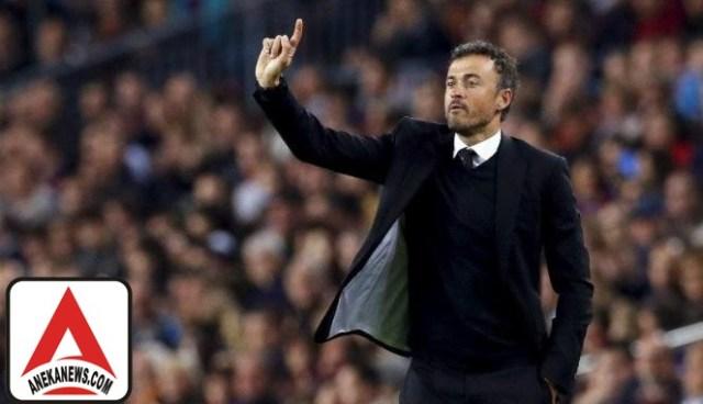 #Bola: Enrique Patahkan Rekor Mourinho dan Guardiola di Spanyol