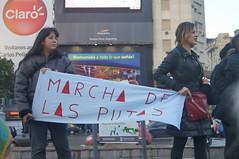"Marcha de las putas Buenos Aires 2011 • <a style=""font-size:0.8em;"" href=""http://www.flickr.com/photos/76041312@N03/7926560526/""  on Flickr</a>"