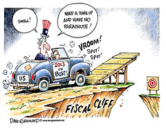 (fear) the Fiscal Cliff...