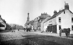 """Irvine High Street, looking north from Glasgow Vennel junction (post 1862) • <a style=""""font-size:0.8em;"""" href=""""http://www.flickr.com/photos/36664261@N05/8137638096/"""" target=""""_blank"""">View on Flickr</a>"""