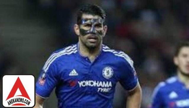 #Bola: Diego Costa Akui Ingin Pulang ke Atletico Madrid