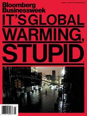 It's global warming, stupid