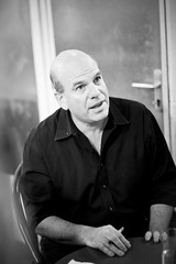 David Simon, Paris 13102012