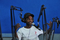 Wempie talks to KBR 68H about Papuan Voices