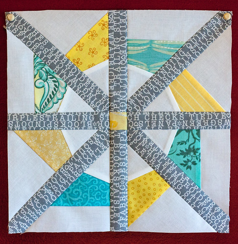 4X5 Modern Quilt Bee, Hive 6