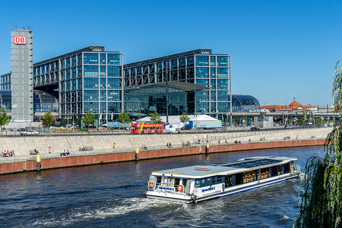 Berlin Hoptbahnhof