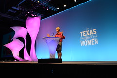 Cathie Black @ Texas Conference for Women 2012