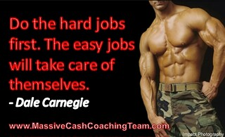 Inspirational Quotes Dale Carnegie Getting Thi...