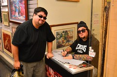 "Geoff with ChumLee of ""Pawn Stars"" I..."