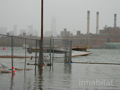 Hurricane Sandy Floods Brooklyn