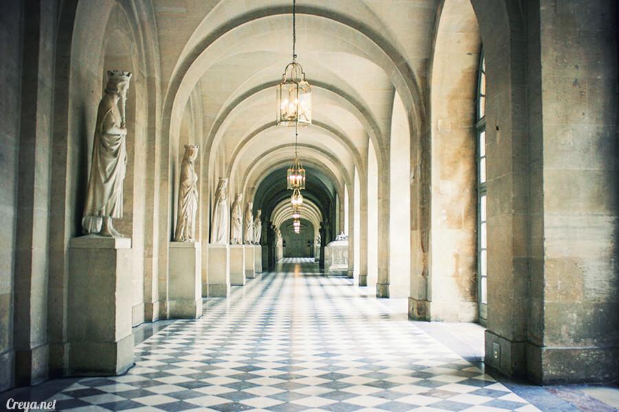 2016.08.14   看我的歐行腿  法國巴黎凡爾賽宮 10