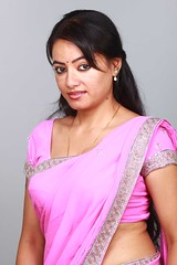 South actress MADHUCHANDAPhotos Set-3-HOT IN TRADITIONAL DRESS (37)