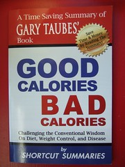 Good Calories Bad Calories Summary