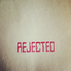 Rejected! by futileboy, on Flickr