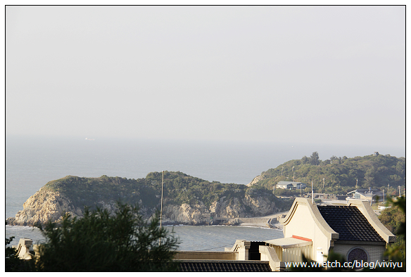 [馬祖]神農山莊~房型介紹.中式早餐 @VIVIYU小世界