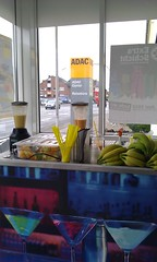 """Smoothie Catering beim ADAC • <a style=""""font-size:0.8em;"""" href=""""http://www.flickr.com/photos/69233503@N08/8447765322/"""" target=""""_blank"""">View on Flickr</a>"""