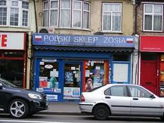 Polish shop, Lea Bridge Road E10