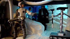 """Echo Base diorama - Rebel Hoth trooper tries to fix a protocol droid • <a style=""""font-size:0.8em;"""" href=""""http://www.flickr.com/photos/86825788@N06/8362427340/"""" target=""""_blank"""">View on Flickr</a>"""