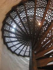 Cana Island Lighthouse Staircase
