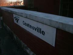 Coatesville Station