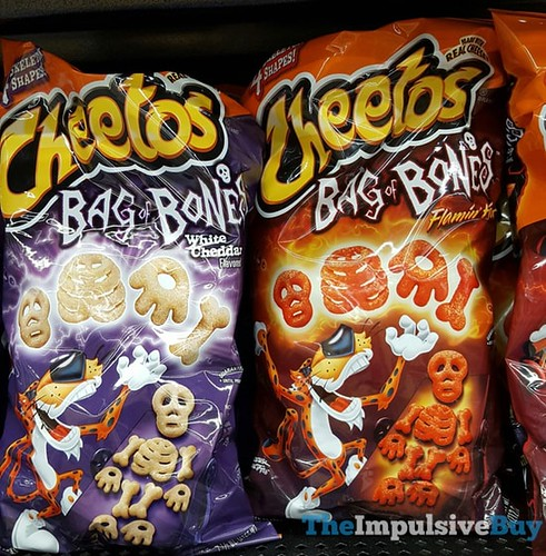 Flamin' Hot Cheetos Bag of Bones